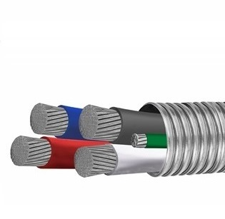 Classic Wire & Cable TYPE MC ALUMINUM ARMORED CABLES