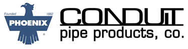 Conduit Pipe Products Logo