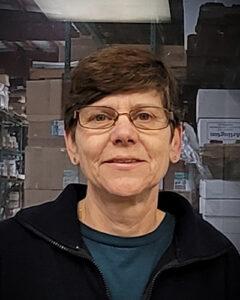 Tina Prentice – Warehouse Manager